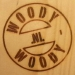 brandmerkstempel WOODY-WOODY