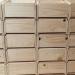 houten bakjes voor laboratoria ~ 25 stuks (lxbxh) 20,2x14,5x9,4