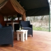inrichting safaritenten / glamping site