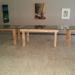 perron nul tafel van pallet en glas-1