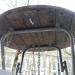 mooierdam spekkoek statafel van sloophout - haakjes onder