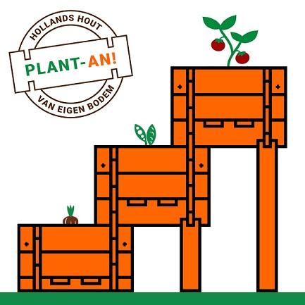 woody-woody Plant-an Hollandse Moestuin Op Maat